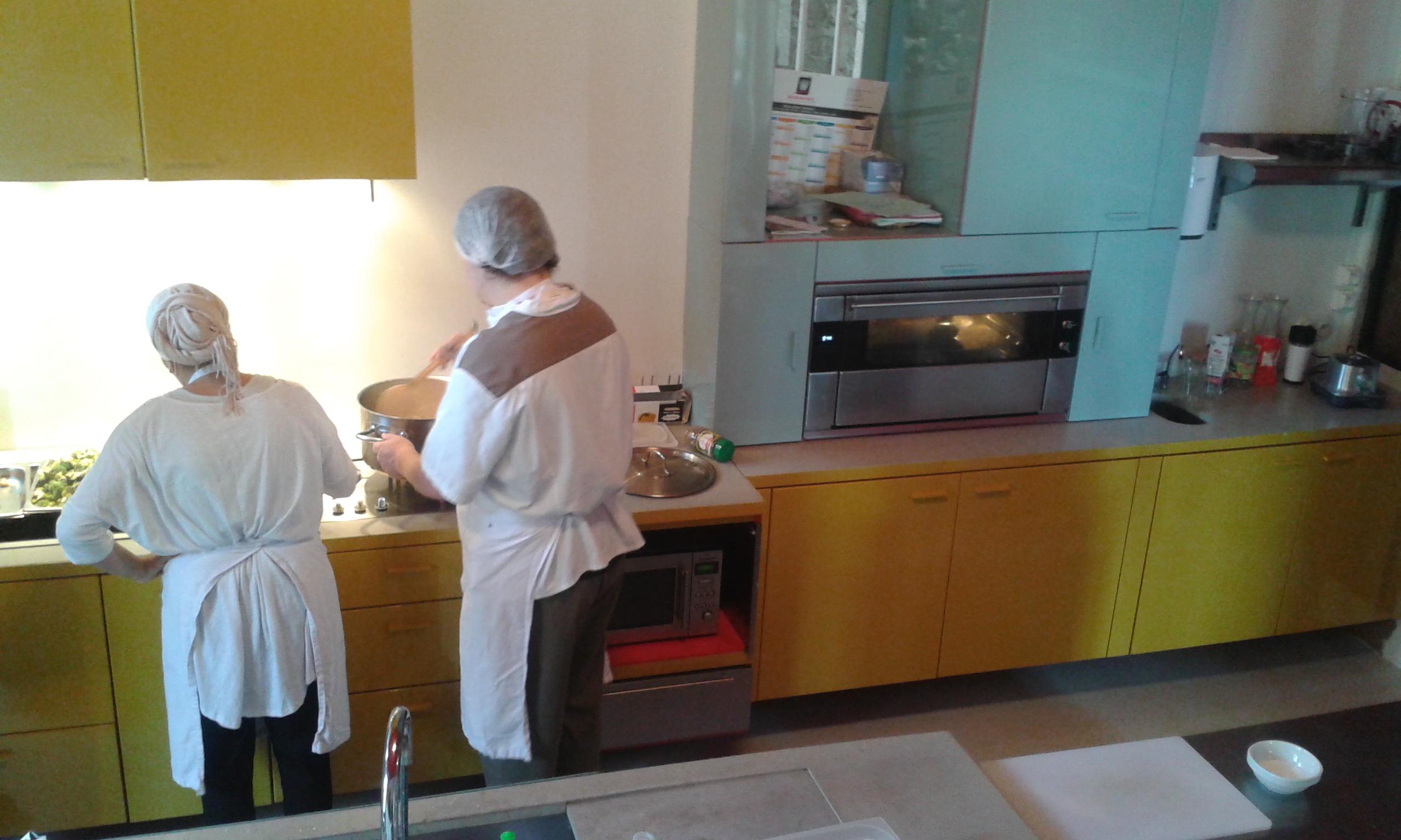 Atelier Cuisine - Association En Chemin