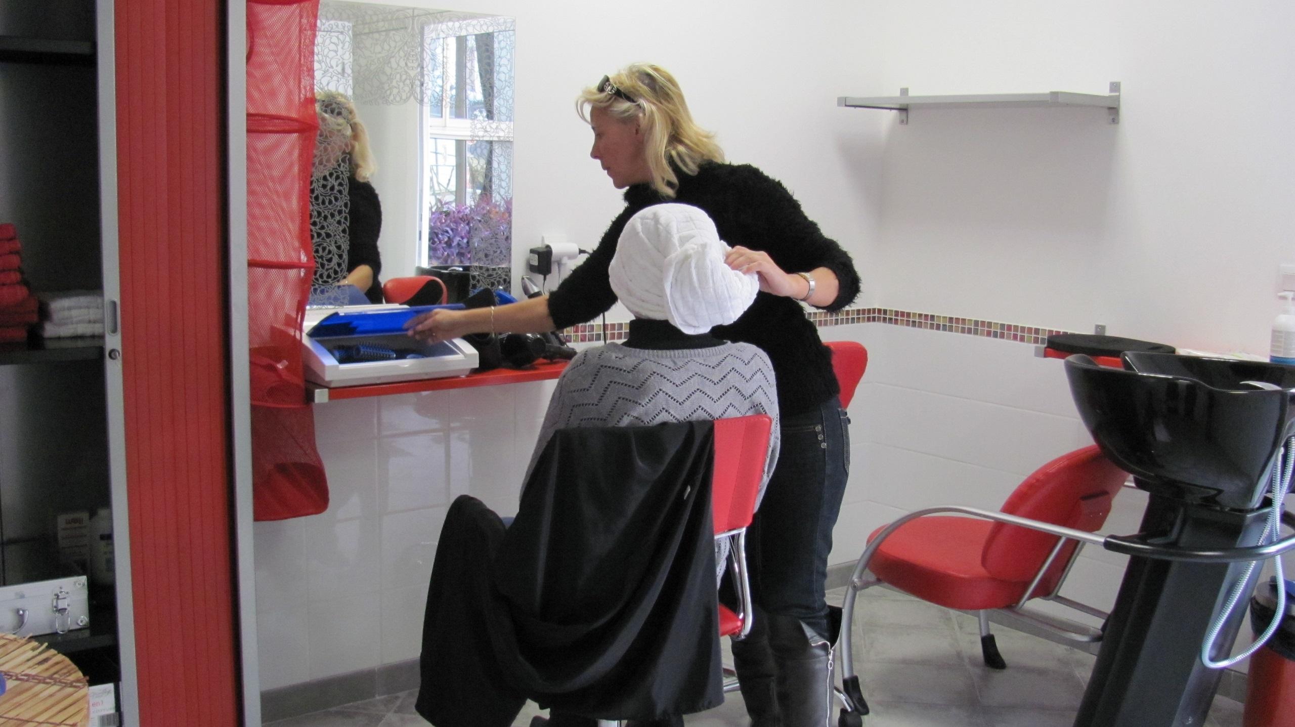 Accès coiffeur En Chemin à Hyères