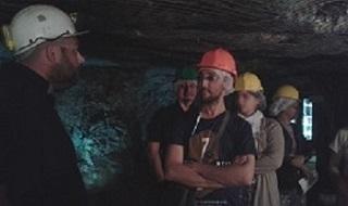 Visite Mine Cap Garonne