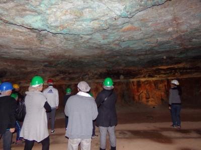 Intérieur Mine Cap Garonne - Le Pradet