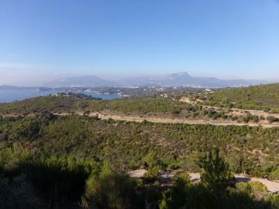 Vue panoramique Le Pradet