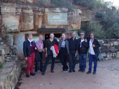 Résidents Résidence Solidaire En Chemin - Sortie Mine Cap Garonne Le Pradet