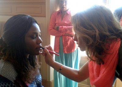 Séance maquillage - Revalorisation estime de soi (AGIRE 2)